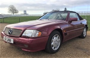 1995 Mercedes SL500 - 150000 miles (6000mpa)  - Lovely Condition For Sale