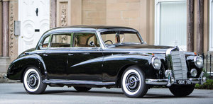 1953 MERCEDES-BENZ 300 SALOON For Sale by Auction