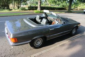 1980 380 SL Auto Stunning