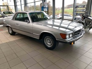 Mercedes Benz 450SLC -Perfect rust free car -