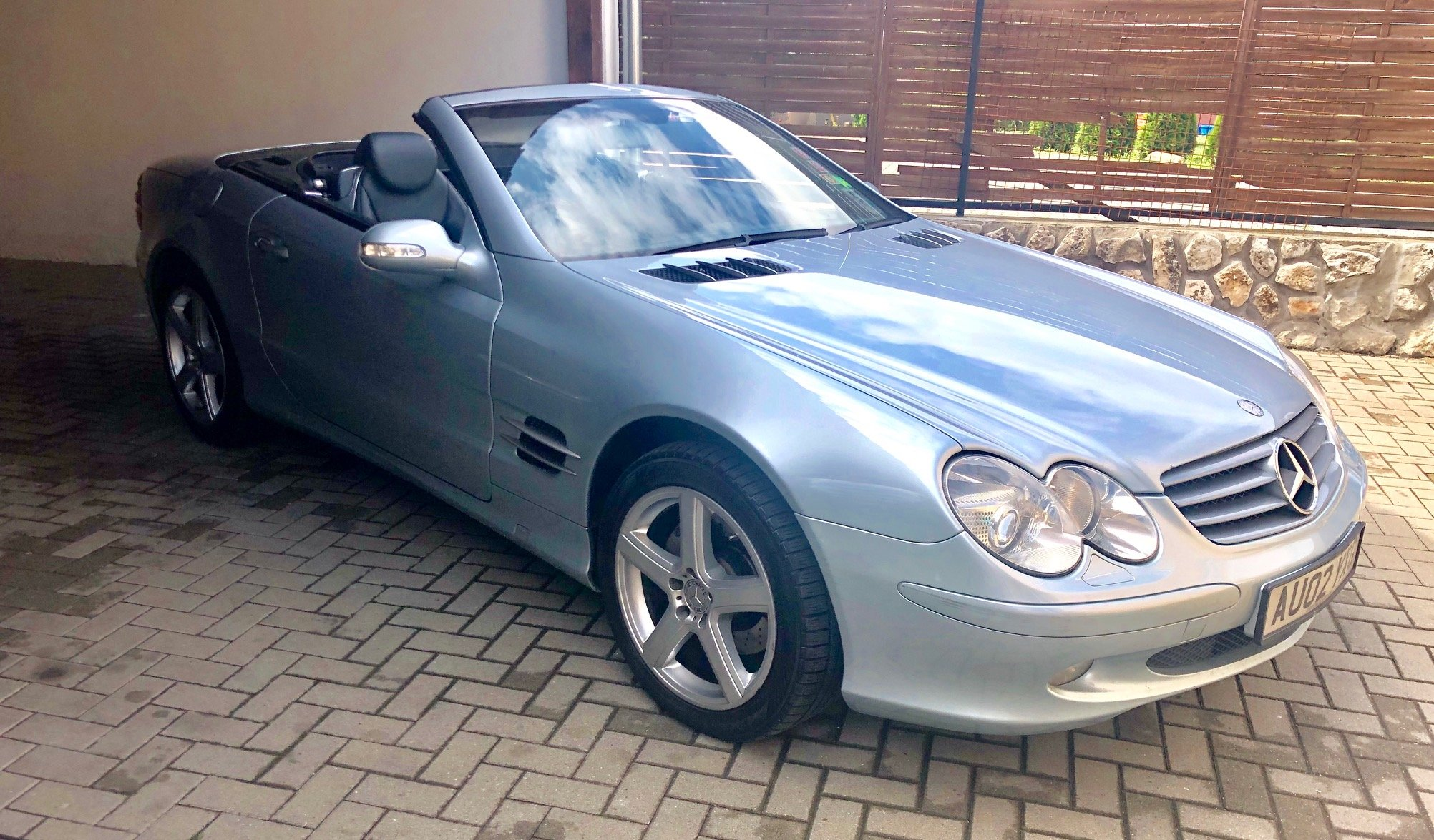 MERCEDES BENZ SL500 For Sale (picture 3 of 6)