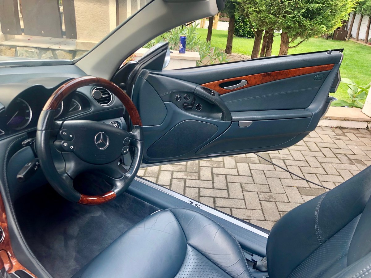 MERCEDES BENZ SL500 For Sale (picture 5 of 6)