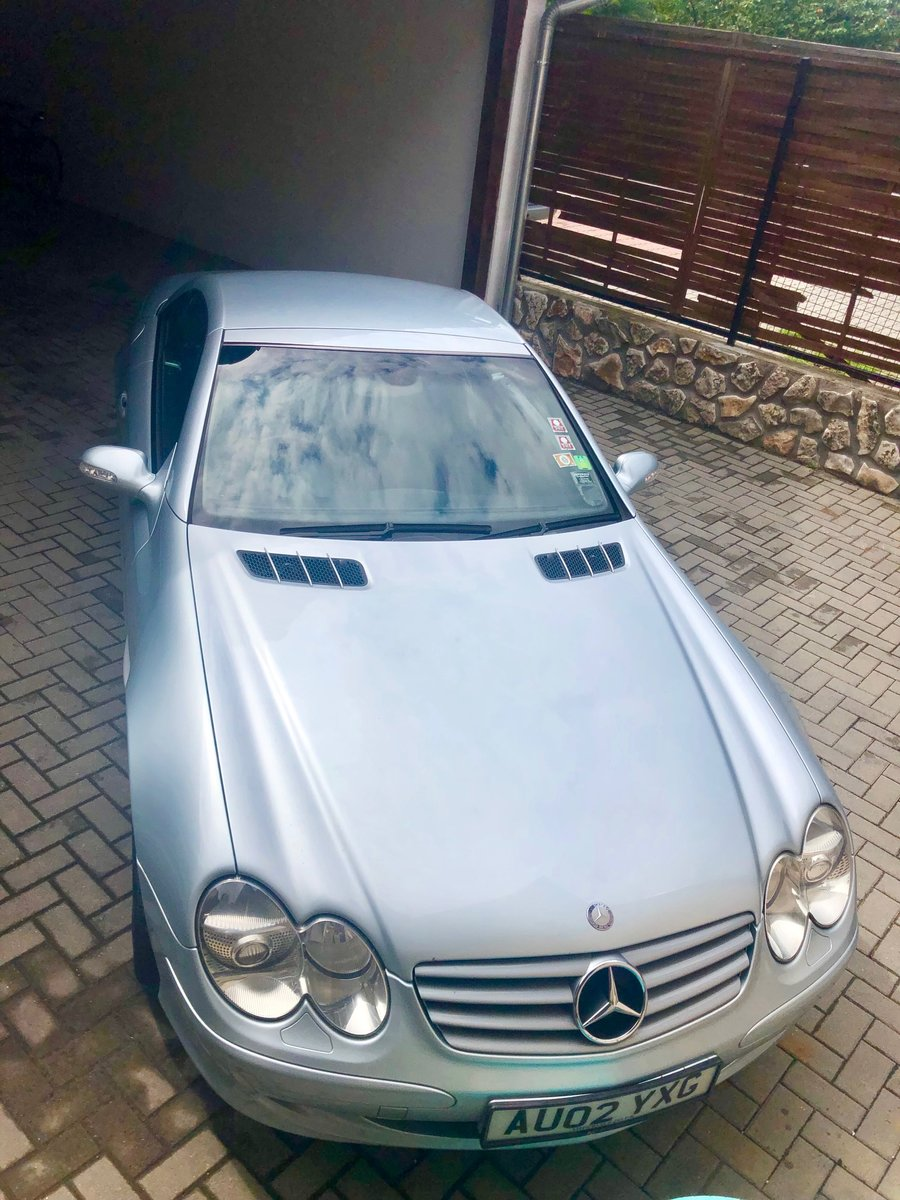 MERCEDES BENZ SL500 For Sale (picture 6 of 6)