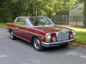 1971 MERCEDES BENZ W114 250c Coupe Auto LHD Ex USA - Fresh Import For Sale