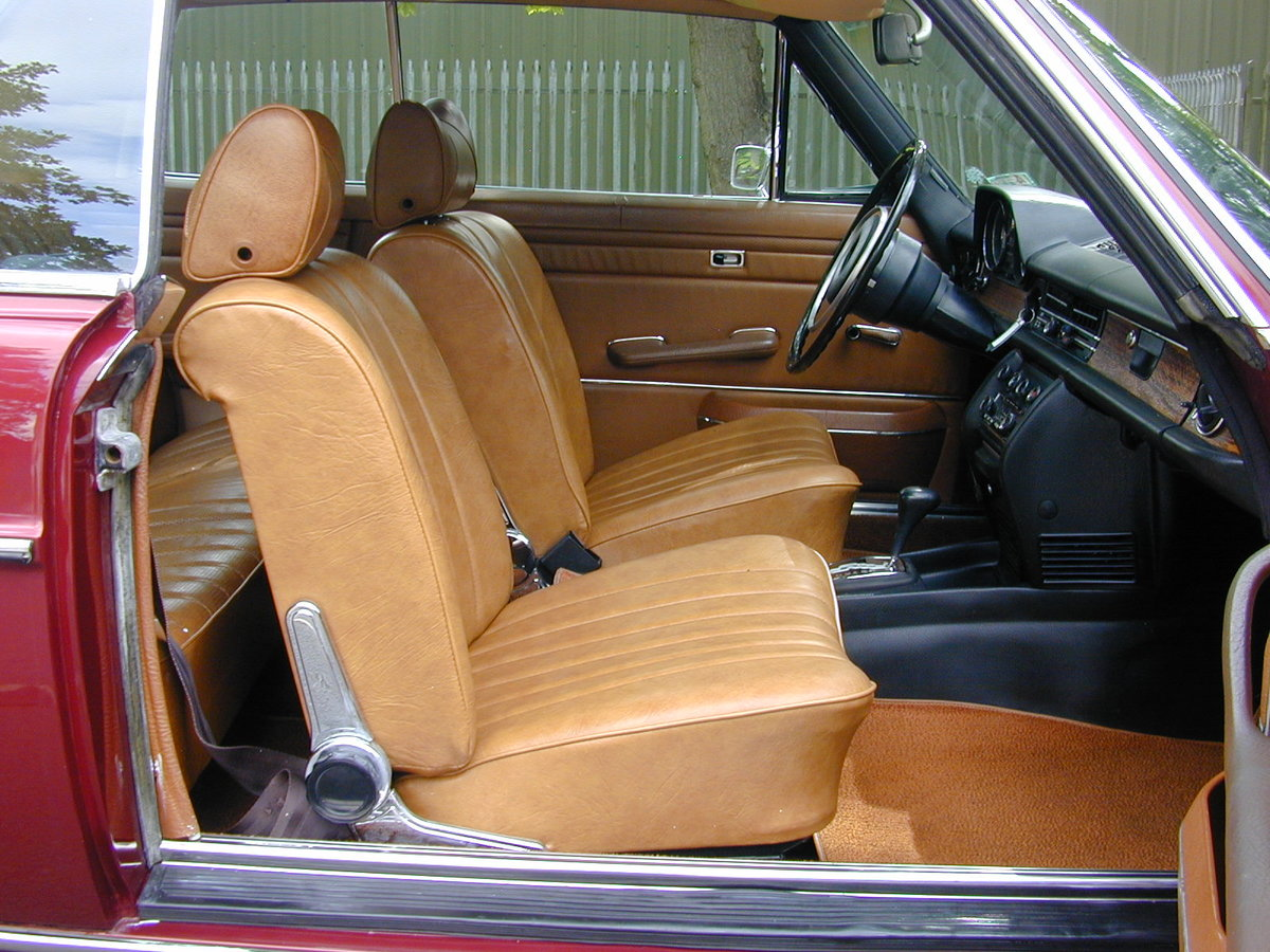 1971 MERCEDES BENZ W114 250c Coupe Auto LHD Ex USA - Fresh Import For Sale (picture 4 of 6)