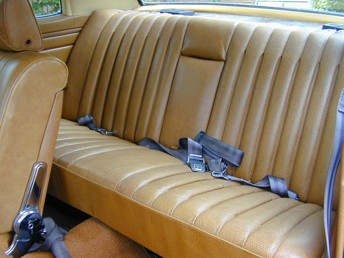 1971 MERCEDES BENZ W114 250c Coupe Auto LHD Ex USA - Fresh Import For Sale (picture 6 of 6)
