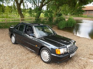 1990 mercedes cosworth 2.5-16v