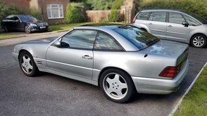1999 Mercedes SL280 V6, Panoramic Roof, Low miles