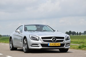 2012 Mercedes SL350 First Edition For Sale