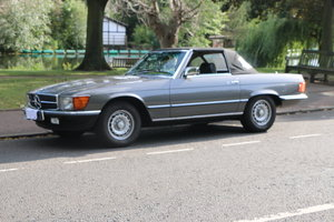 1980 380 SL Auto V8 Stunning!!!  For Sale