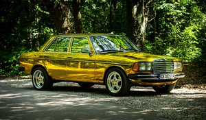 1984 Mercedes 200 For Sale