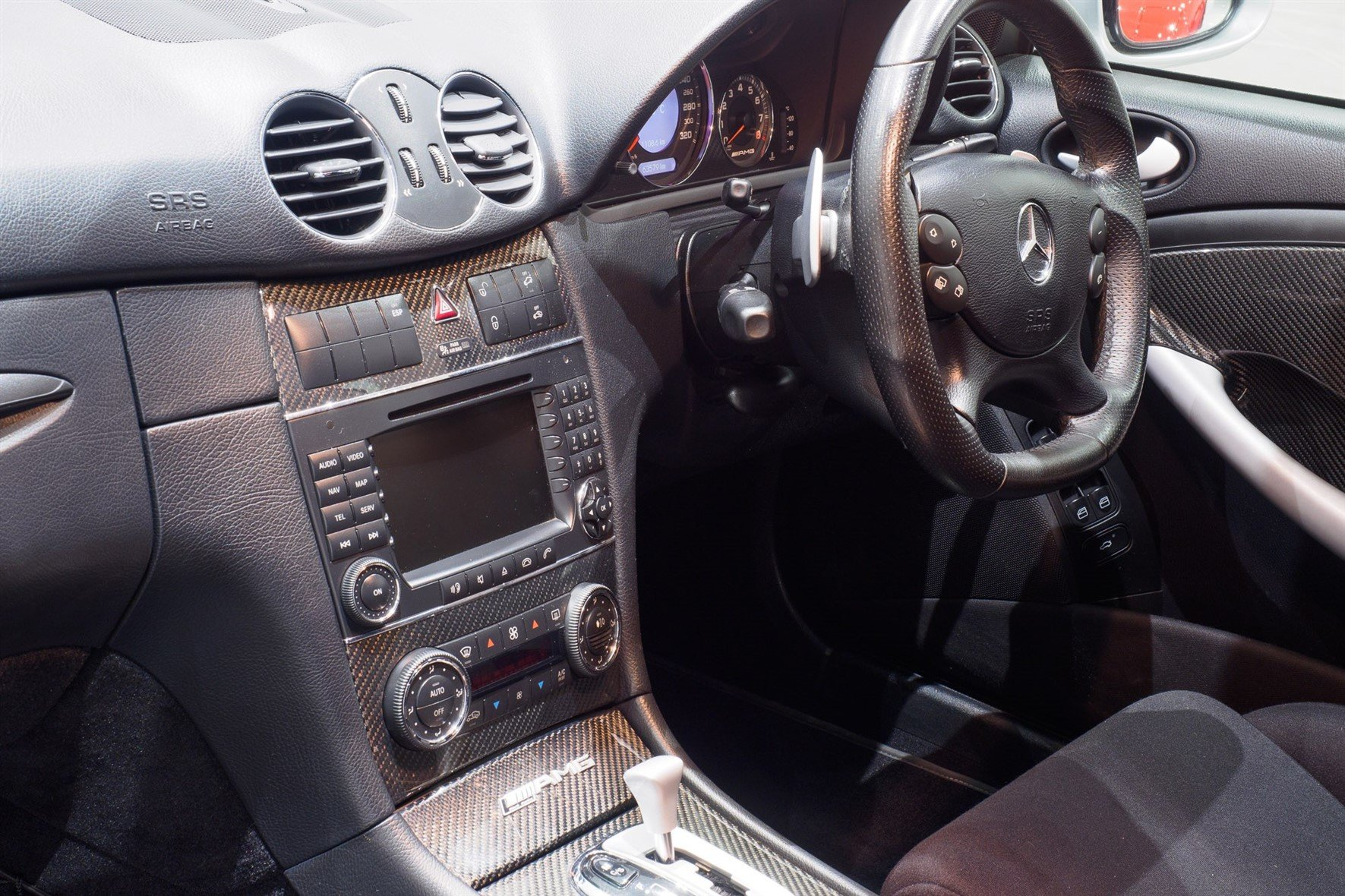2008 Mercedes CLK63 AMG Black Series / 1 of 120 Worldwide For Sale (picture 6 of 6)