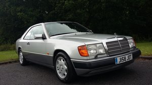 1992 MERCEDES BENZ 124 300CE - 24 SOLD