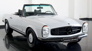 Picture of Mercedes-Benz 280SL by Mechatronik (1969) For Sale