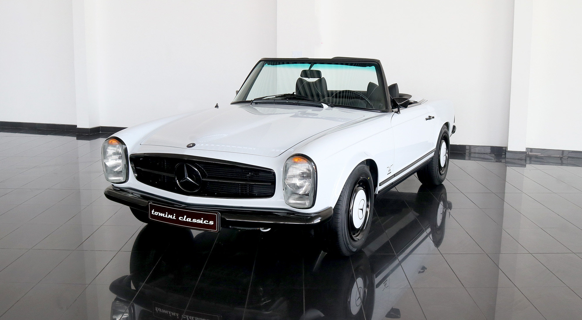 Mercedes-Benz 280SL by Mechatronik (1969) For Sale (picture 2 of 6)