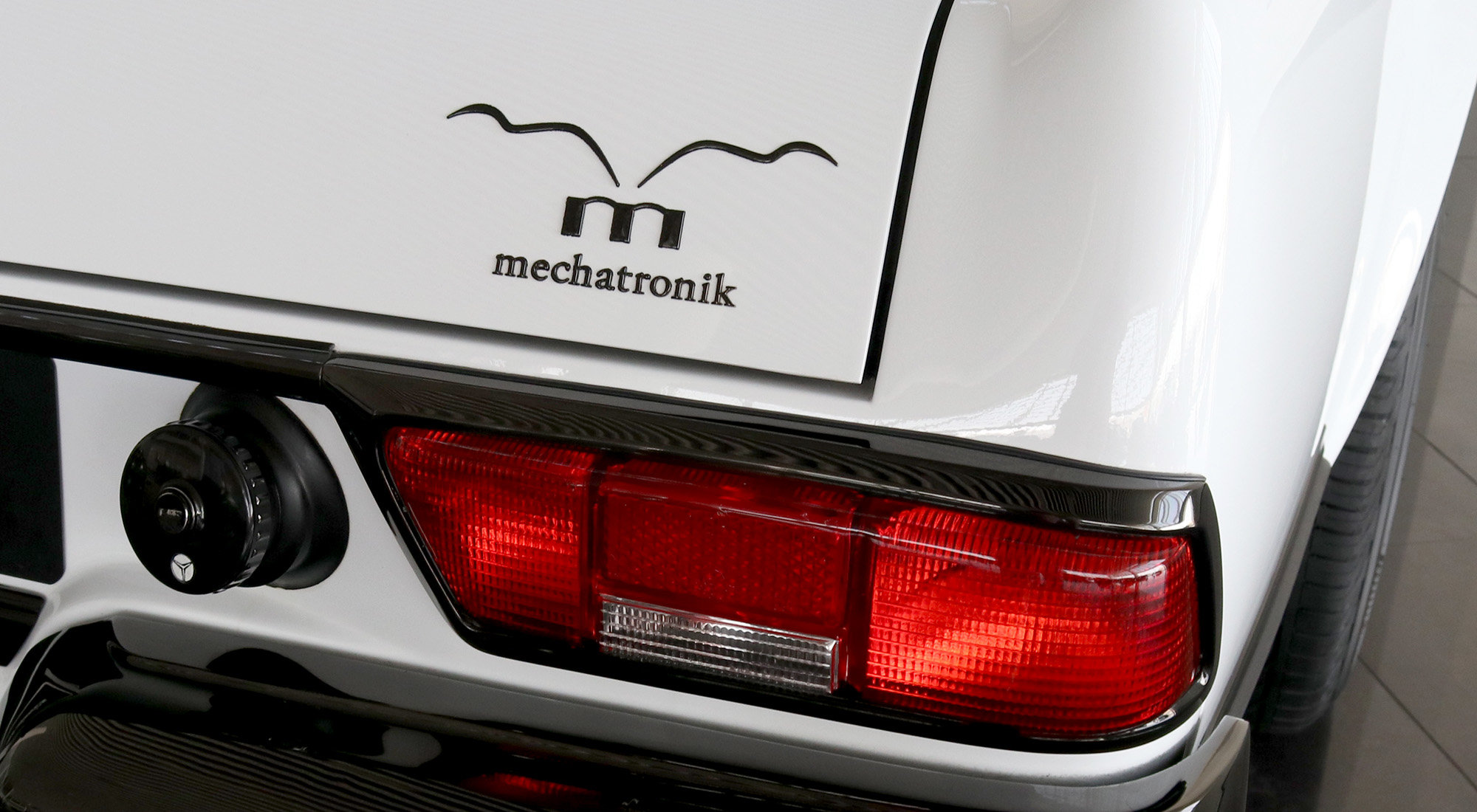 Mercedes-Benz 280SL by Mechatronik (1969) For Sale (picture 6 of 6)