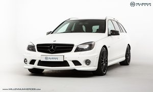2010 MERCEDES C63 DR520 // EXCLUSIVE GB SPECIAL EDITION / 1 OF 20