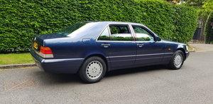 1995 Merceded 420 Rare SEL LWB For Sale