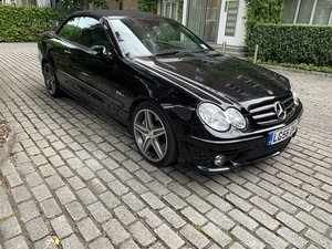 2006 Mercedes CLK 63 AMG For Sale