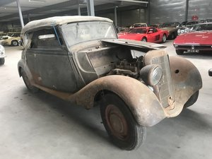 1940 Mercedes 170, Mercedes 170V, Mercedes Convertible For Sale