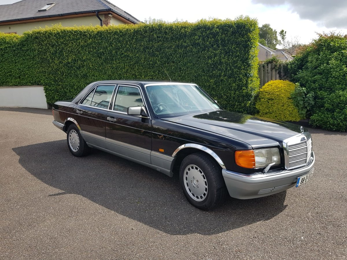 1988 Mercedes 260 SE For Sale (picture 1 of 5)