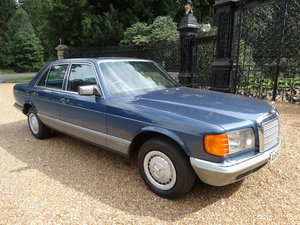 1984 MERCEDES 280E *ONLY 22,000 MILES* For Sale