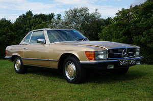 1982 MERCEDES 280SL HARD AND SOFT TOPS For Sale