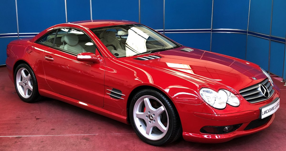 2005 Mercedes SL350 For Sale (picture 2 of 6)
