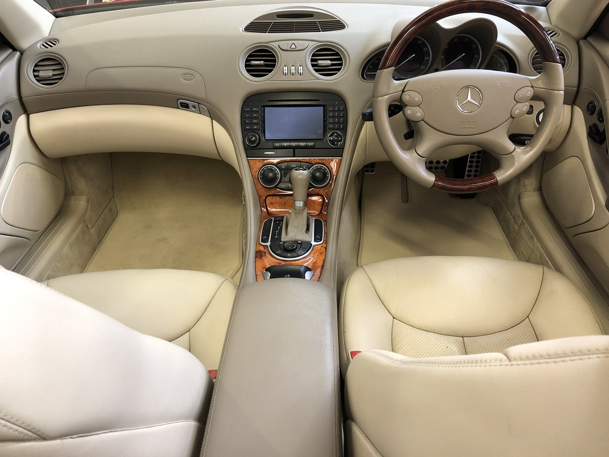2005 Mercedes SL350 For Sale (picture 4 of 6)
