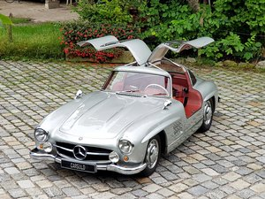 "1956 Mercedes 300 SL Gullwing, Matching Numbers ""NSL"" Engine For Sale"