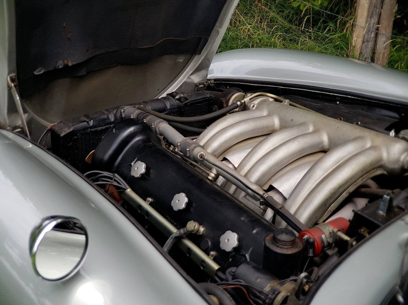 1956 Mercedes 300 SL Gullwing, Matching Numbers  For Sale (picture 3 of 6)