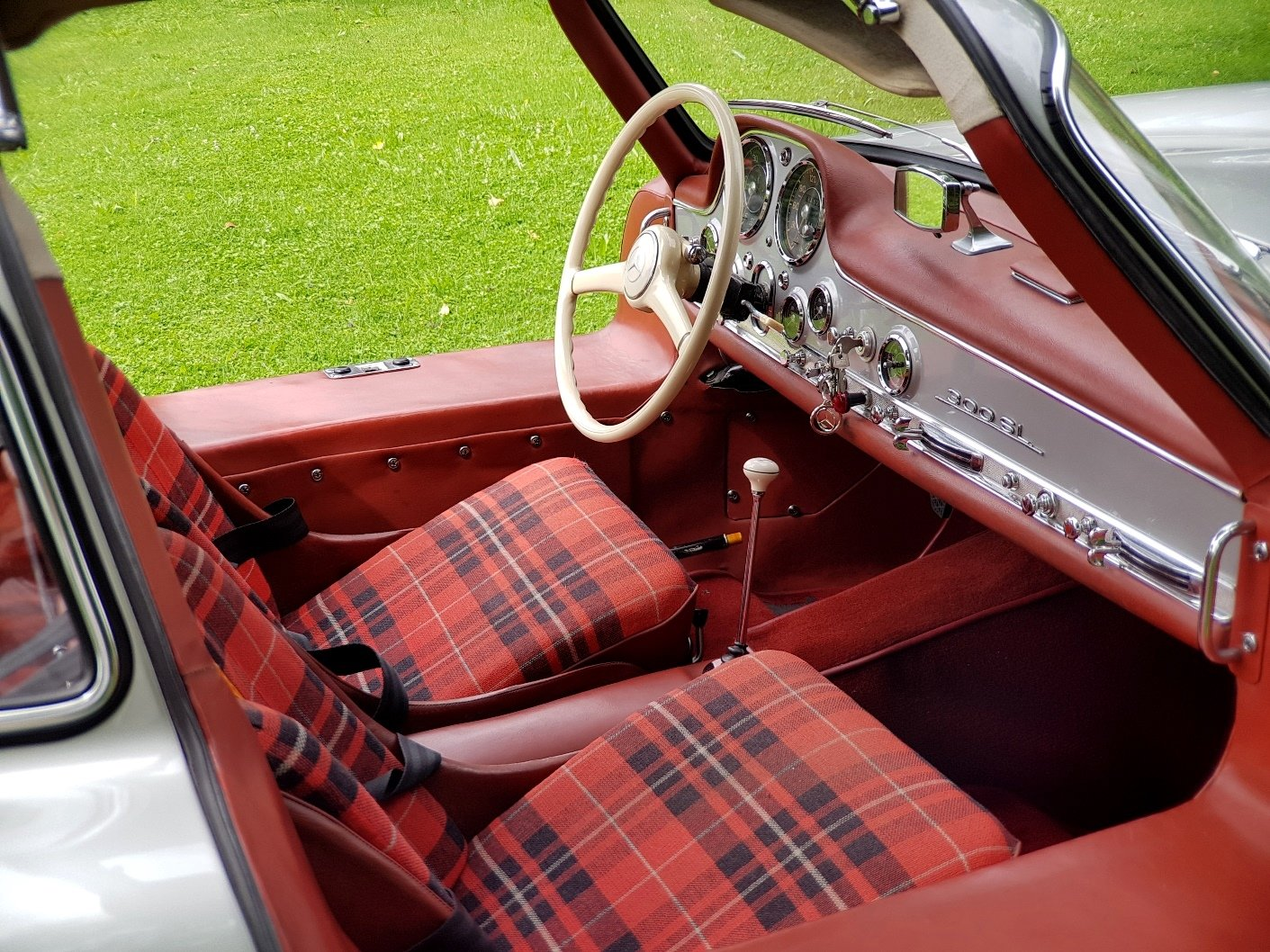 1956 Mercedes 300 SL Gullwing, Matching Numbers  For Sale (picture 4 of 6)