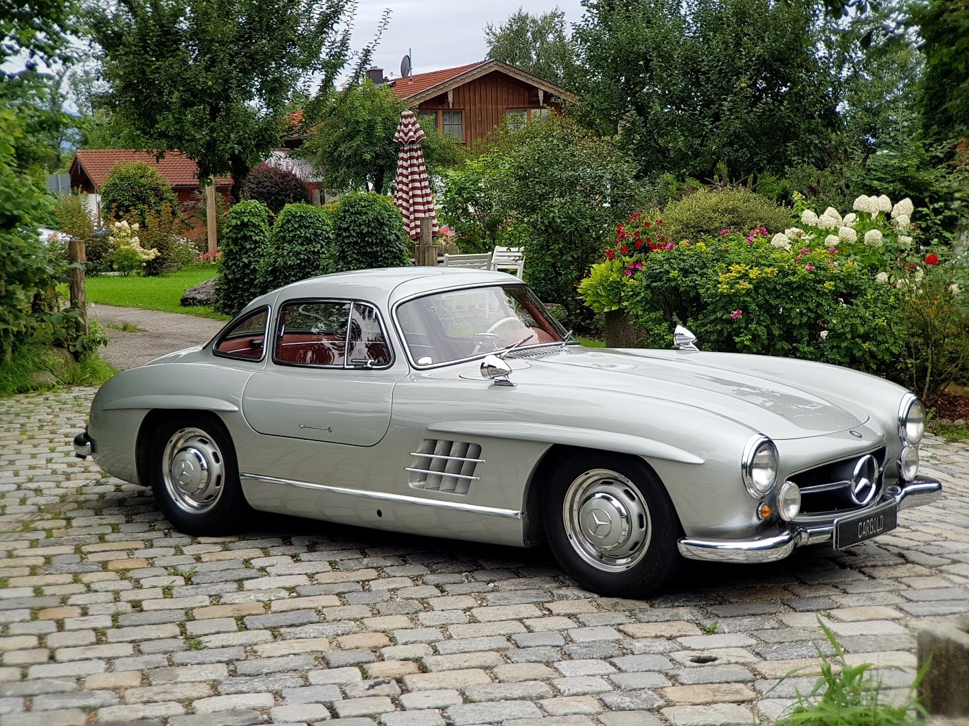 1956 Mercedes 300 SL Gullwing, Matching Numbers  For Sale (picture 6 of 6)