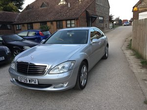 2009 Mercedes s320 Diesel auto  For Sale