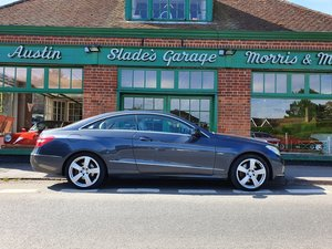 2010 Mercedes E350 Coupe SE Automatic  For Sale