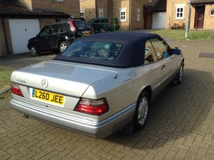 1993 E320 Cabriolet - Price Reduced For Sale