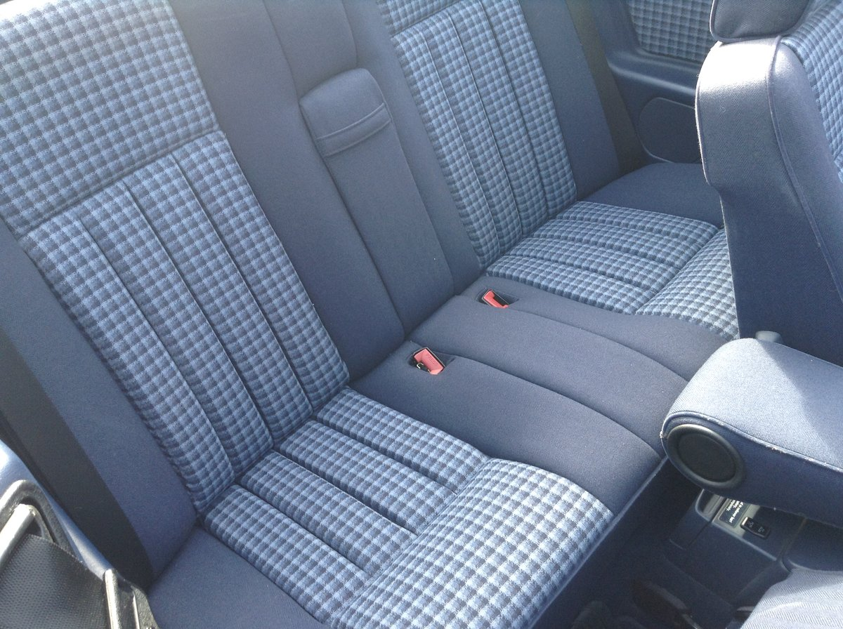 1993 E320 Cabriolet - Price Reduced For Sale (picture 5 of 5)
