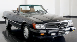 Mercedes-Benz 560SL (1986) For Sale