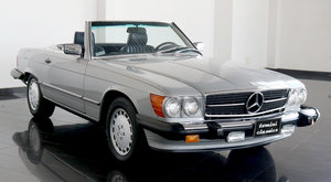 Mercedes-Benz 560SL (1987) For Sale