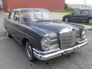 1964 Mercedes Fintail For Sale