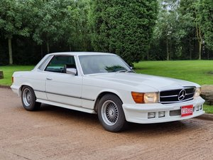 1980 Mercedes 450 slc + lhd! + rust free! For Sale