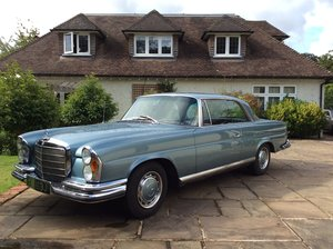 1971 Mercedes 280 SE Coupe 3.5 For Sale