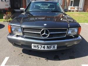1991 Mercedes 420 sec For Sale