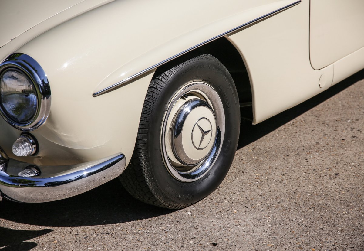 1956 Mercedes 190 SL Roadster For Sale (picture 15 of 17)