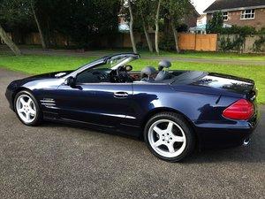 2002 Mercedes Benz SL500 V8 5.0 FSH + Warranty For Sale
