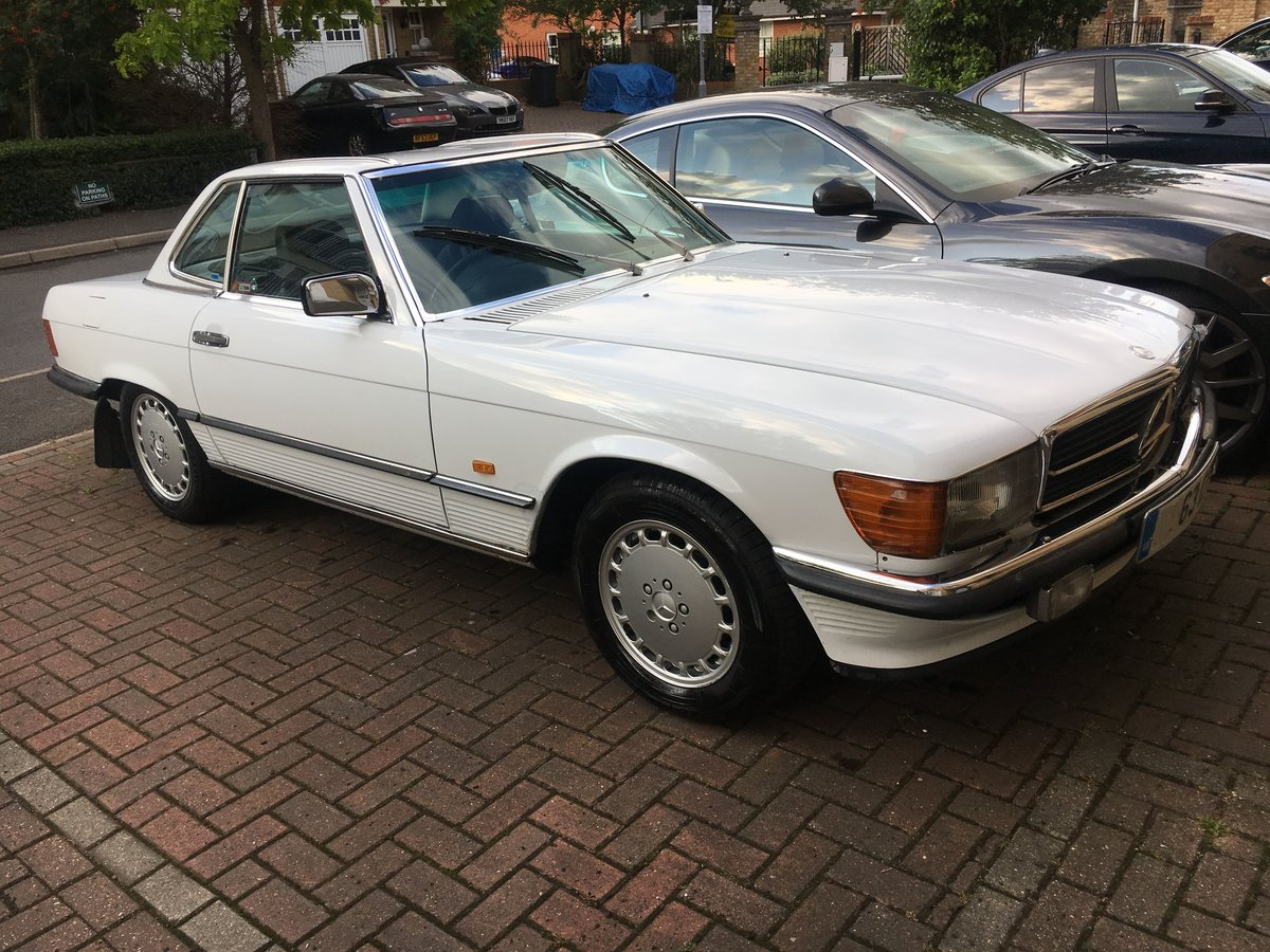 1980 WANTED MERCEDES SL  For Sale (picture 1 of 1)