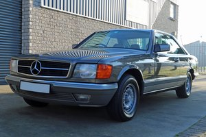 1985 Mercedes-Benz 380SEC Coupe For Sale