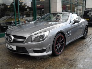 2012 Mercedes Benz SL63 For Sale