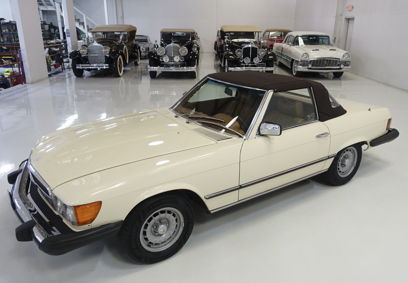 1979 Mercedes-Benz 450SL Roadster For Sale (picture 3 of 6)