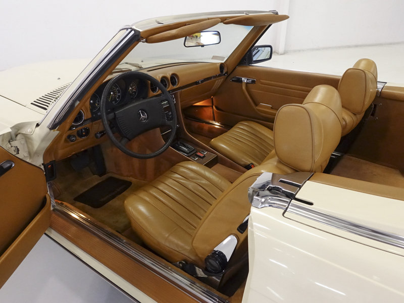 1979 Mercedes-Benz 450SL Roadster For Sale (picture 4 of 6)